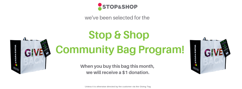 Stop & Shop Community Bag Cover Photo